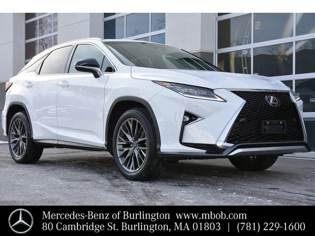 Pre-Owned 2018 Lexus RX 350 F Sport
