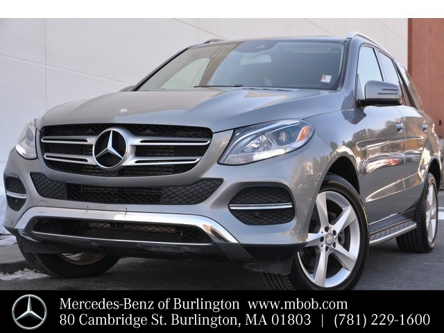 Certified Pre-Owned 2016 Mercedes-Benz GLE GLE 300