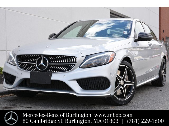 Certified Pre Owned 2016 Mercedes Benz C Cl 450