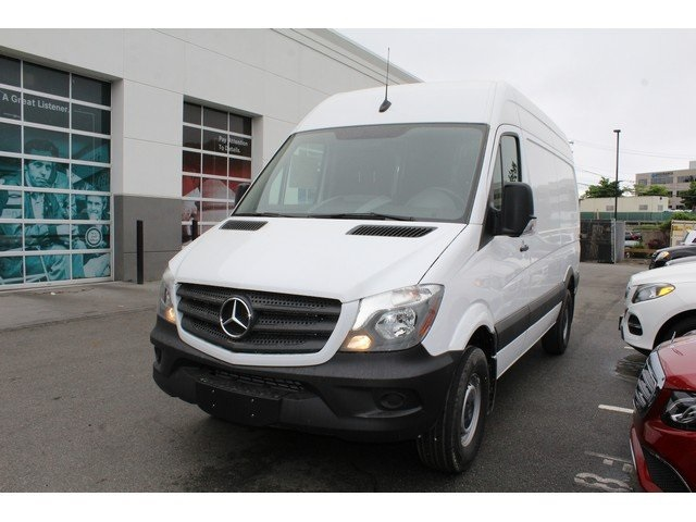 New 2017 Mercedes Benz Sprinter 2500 Cargo Van In Burlington H575633l Of