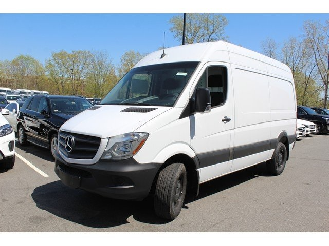 New 2017 Mercedes-Benz Sprinter 2500 Worker Cargo Van