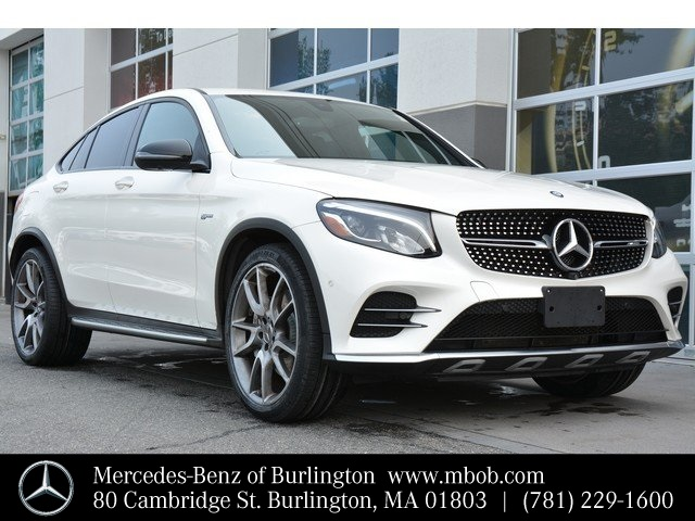 Certified Pre-Owned 2017 Mercedes-Benz GLC AMG® GLC 43 4MATIC Coupe