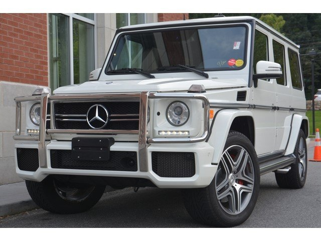 Certified Pre Owned 2013 Mercedes Benz G Class AMG® G 63 SUV