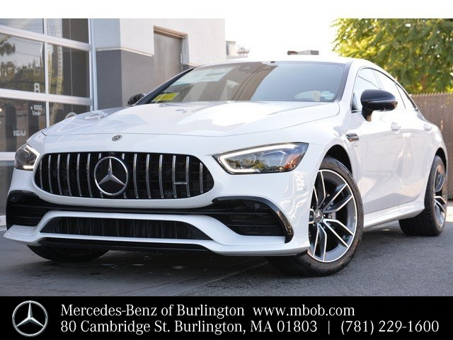 New 2019 Mercedes-Benz AMG® GT 53 AWD 4MATIC®
