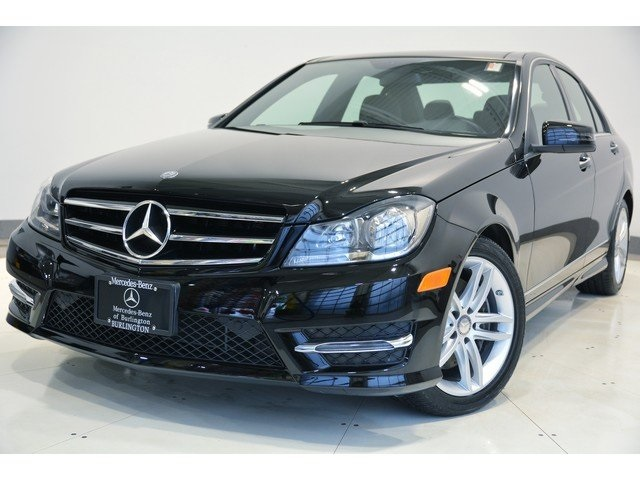 Certified Pre Owned 2014 Mercedes Benz C Class C 300 Sport