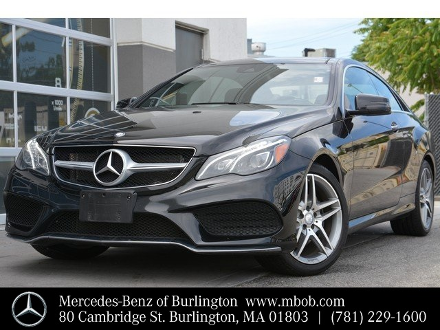 Pre-Owned 2016 Mercedes-Benz E-Class E 400