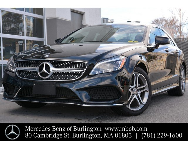 Certified Pre Owned 2016 Mercedes Benz Cls 400