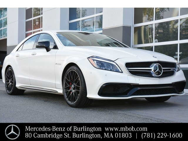 Certified Pre-Owned 2016 Mercedes-Benz CLS AMG® CLS 63S Coupe