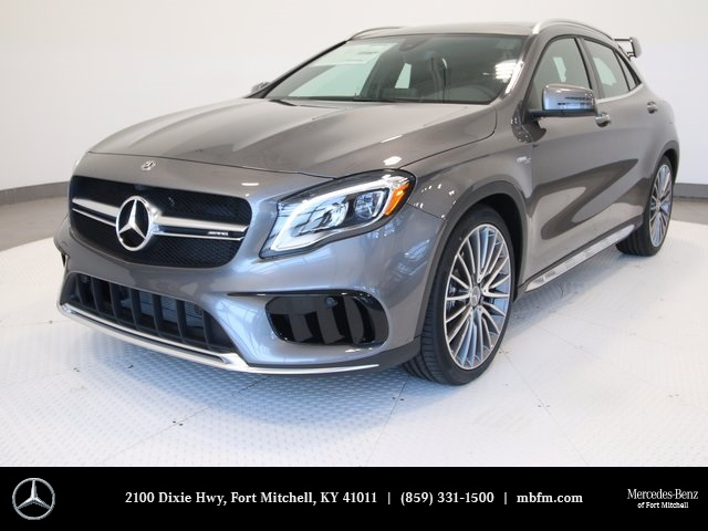 dc6afaae9a881e5473b79f648161dae6 new 2018 mercedes benz gla gla 45 amg� 4d sport utility in  at sewacar.co