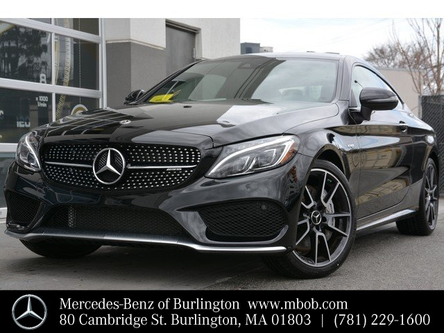 Pre-Owned 2018 Mercedes-Benz C-Class AMG® C 43 Coupe
