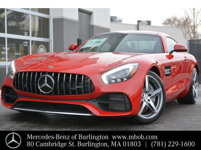 New 2019 Mercedes-Benz GT AMG® GT With Navigation