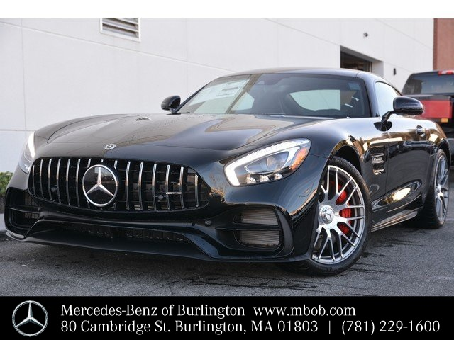 New 2019 Mercedes-Benz AMG® GT S With Navigation