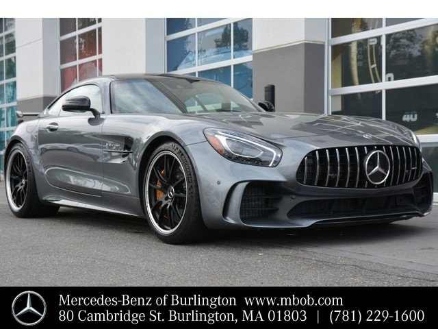 Certified Pre-Owned 2018 Mercedes-Benz GT AMG® GT R