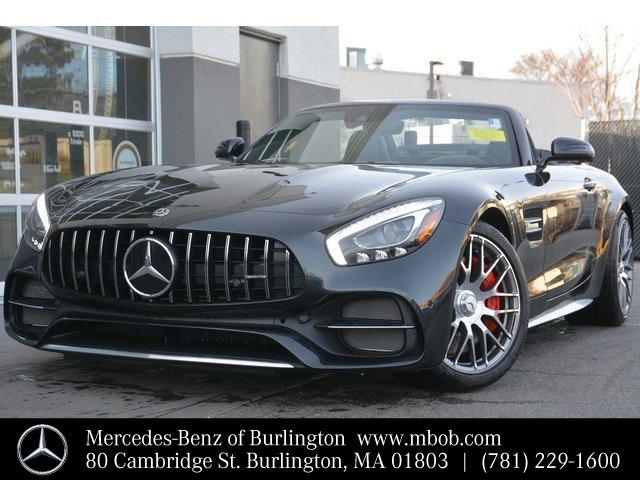 New 2018 Mercedes-Benz GT AMG® GT C Roadster