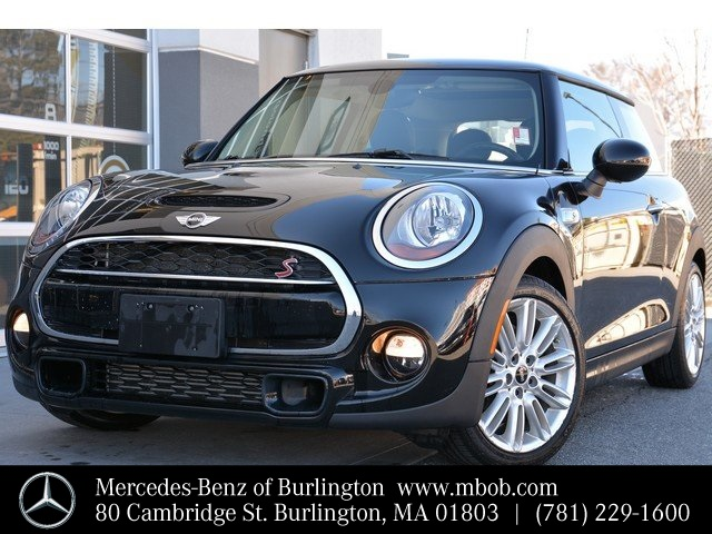 Pre Owned 2017 Mini Cooper S Base 2d Hatchback In Burlington U2015a