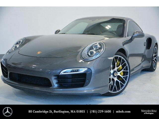 pre owned 2014 porsche 911 turbo s