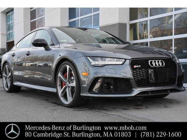 Pre-Owned 2016 Audi RS 7 4.0T