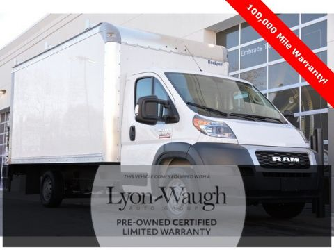 Pre-Owned 2019 Ram ProMaster 3500 Cutaway Low Roof