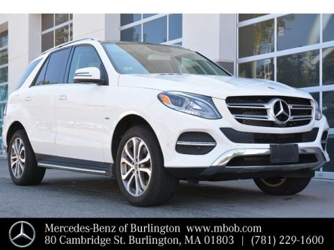 Certified Pre-Owned 2018 Mercedes-Benz GLE GLE 550
