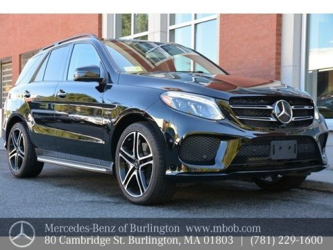 Certified Pre-Owned 2019 Mercedes-Benz GLE AMG® GLE 43 SUV