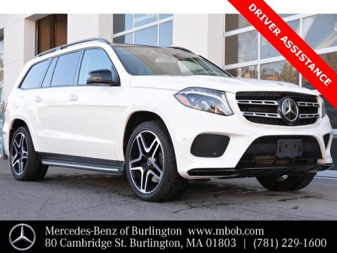 Pre-Owned 2018 Mercedes-Benz GLS GLS 550