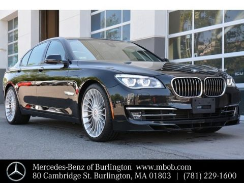 Pre-Owned 2014 BMW 7 Series ALPINA B7 xDrive