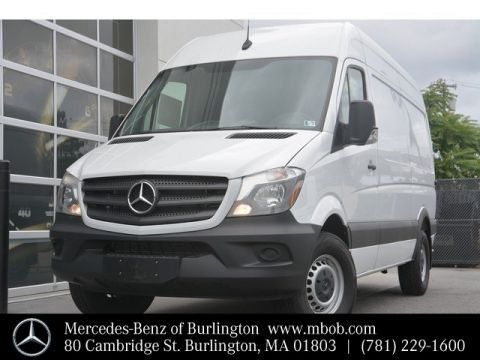 New 2017 Mercedes-Benz Sprinter 2500 Cargo Van