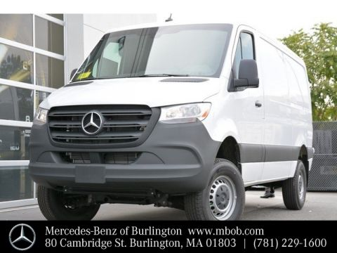 New 2019 Mercedes-Benz Sprinter 2500 Cargo 144 WB