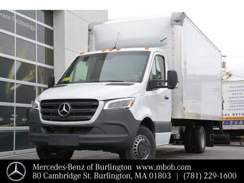 New 2019 Mercedes-Benz Sprinter 4500 Cab Chassis