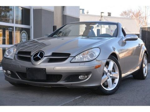 Pre-Owned 2005 Mercedes-Benz SLK SLK 350