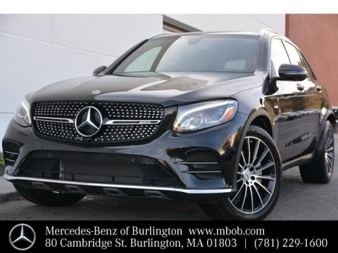 Certified Pre-Owned 2019 Mercedes-Benz GLC AMG® GLC 43 SUV