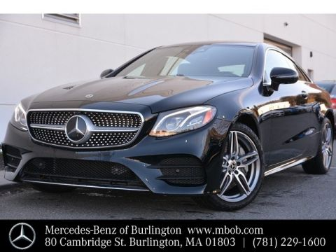 Certified Pre-Owned 2019 Mercedes-Benz E-Class E 450 Sport