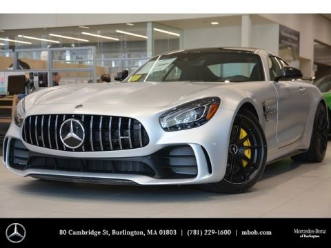New 2018 Mercedes Benz AMG® GT R