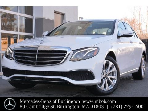 Certified Pre-Owned 2019 Mercedes-Benz E-Class E 300 Luxury