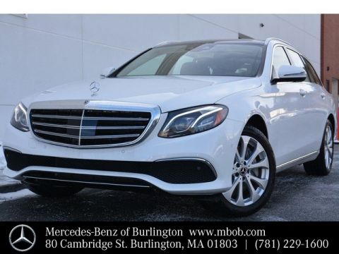 Certified Pre-Owned 2019 Mercedes-Benz E-Class E 450 Luxury